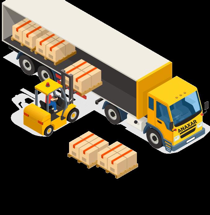transporteur de marchandises à Lomé